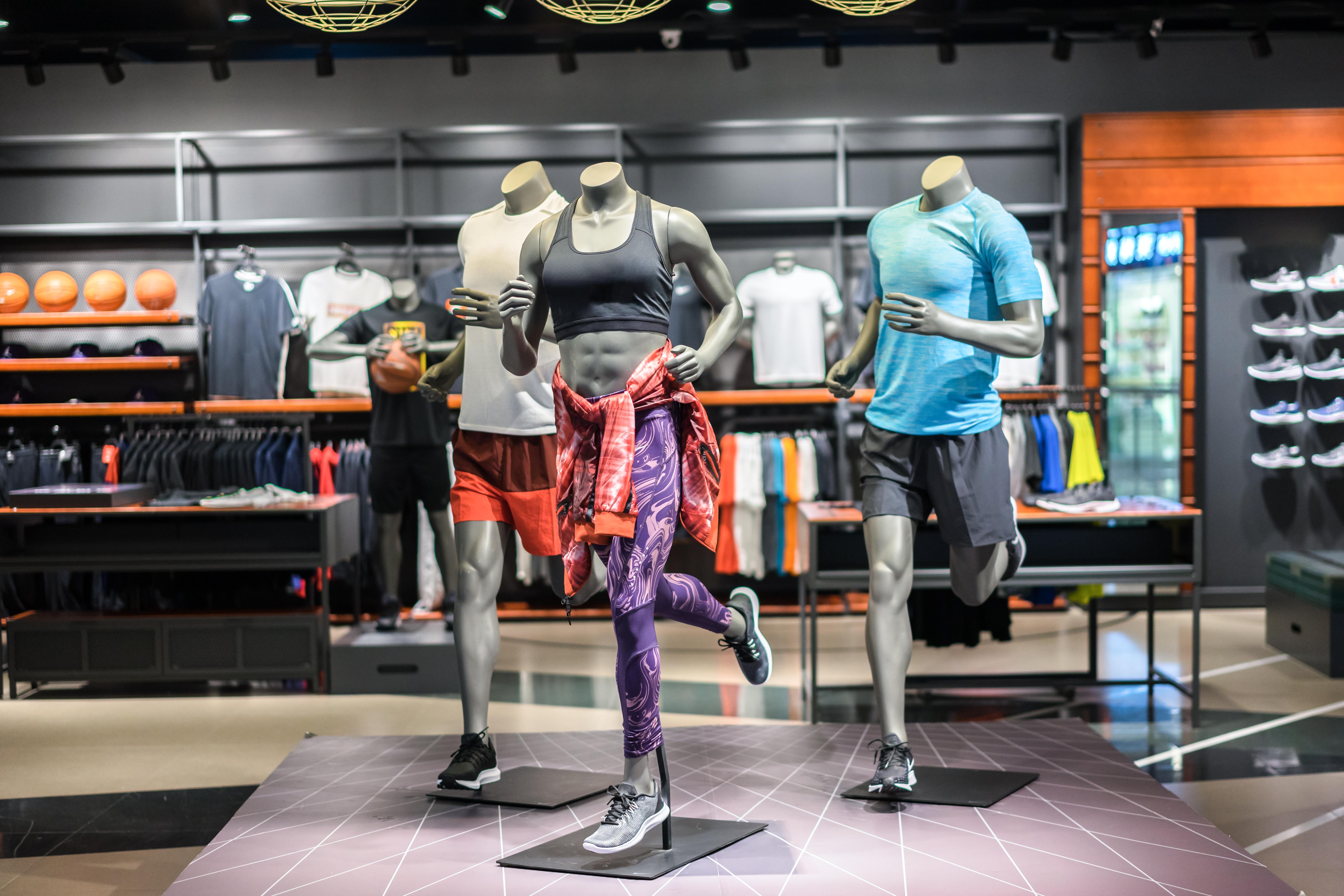 retail store sport